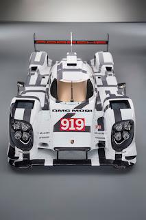 Porsche 919 The hybrid technology