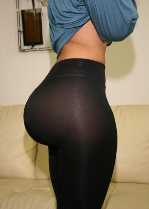 Big ass women in tights