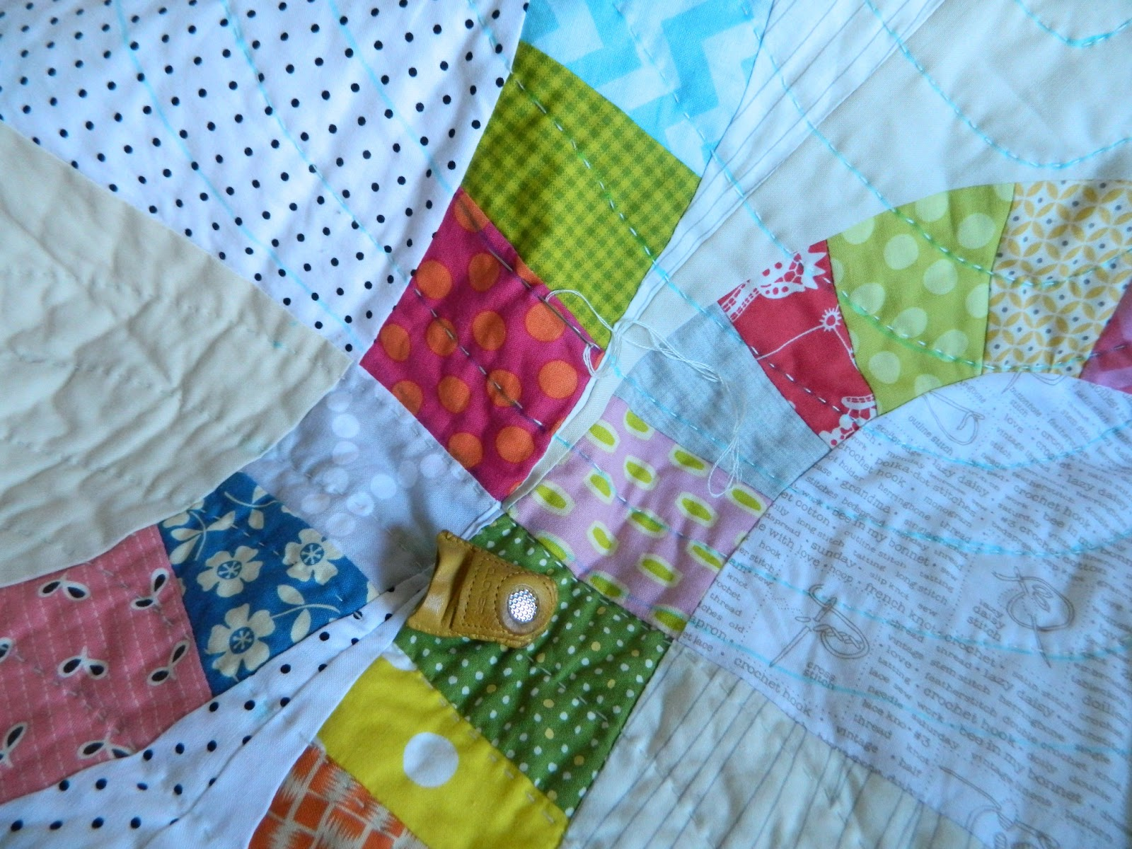 s.o.t.a.k handmade: hand quilting