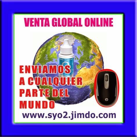 VENTA GLOBAL POR INTERNET