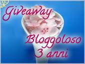 Il Giveaway di Bloggoloso