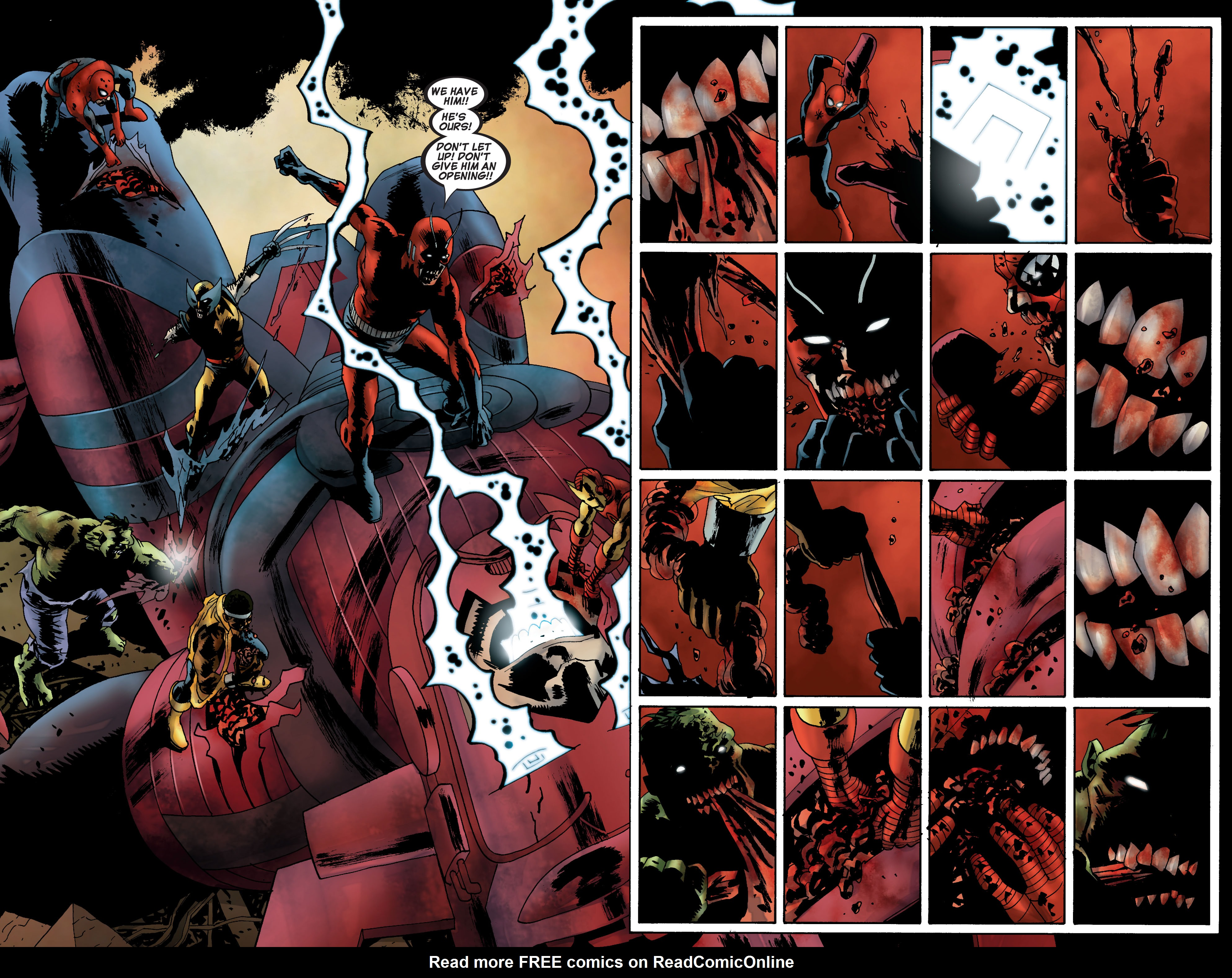 Marvel Zombies (2006) #5 #6 - English 14