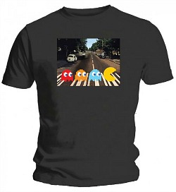 Pac-Man on Abbey Road T-Shirt