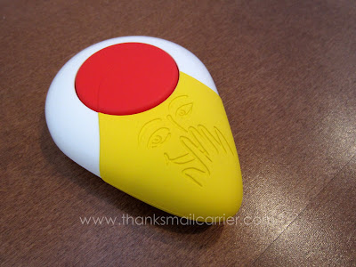 Taboo buzzer