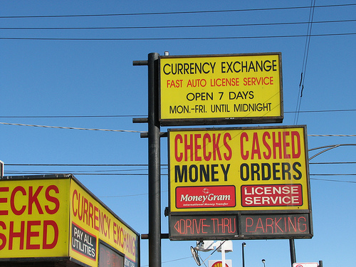 currency exchange jobs in chicago