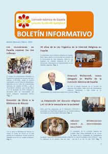Boletín de la CIE marzo 2020