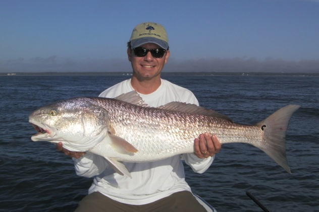 Hilton head fishing with off the hook fishing charters for Red fish hilton head sc