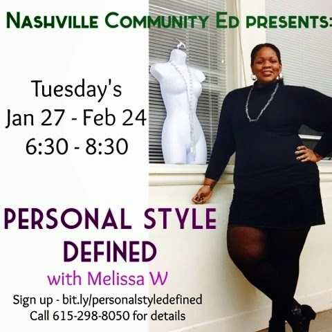 Take PERSONAL STYLE DEFINED