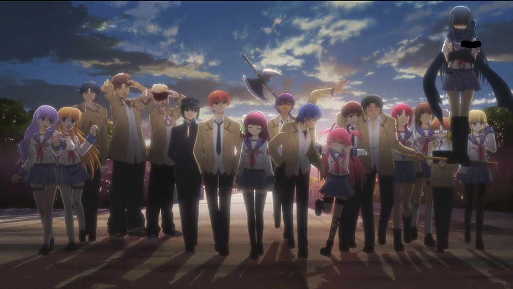 Angel Beats! [Personajes] [Info]