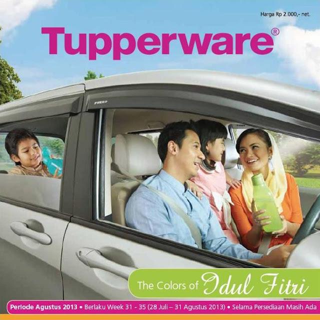 1 Katalog Harga dan Promo Tupperware Terbaru Bulan Agustus 2013