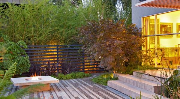 Merancang Taman Modern untuk Memperindah Rumah Minimalis