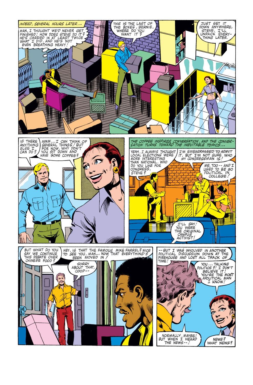 Captain America (1968) Issue #250 #165 - English 8