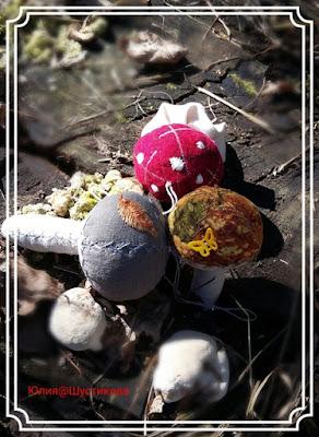 грибы своими руками