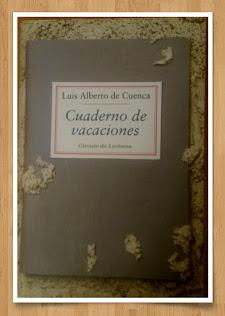 Y TAMBIÉN a Luis Alberto de Cuenca