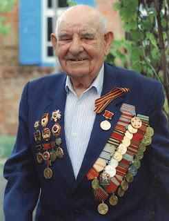 Петр Иванович Животовский прошел всю войну, а победу встретил в Берлине