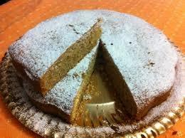 Torta de avellanas