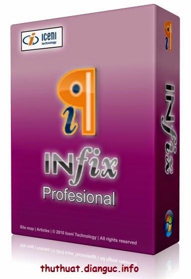 Download Infix PDF Editor full crack – Phần mềm chỉnh sửa file PDF