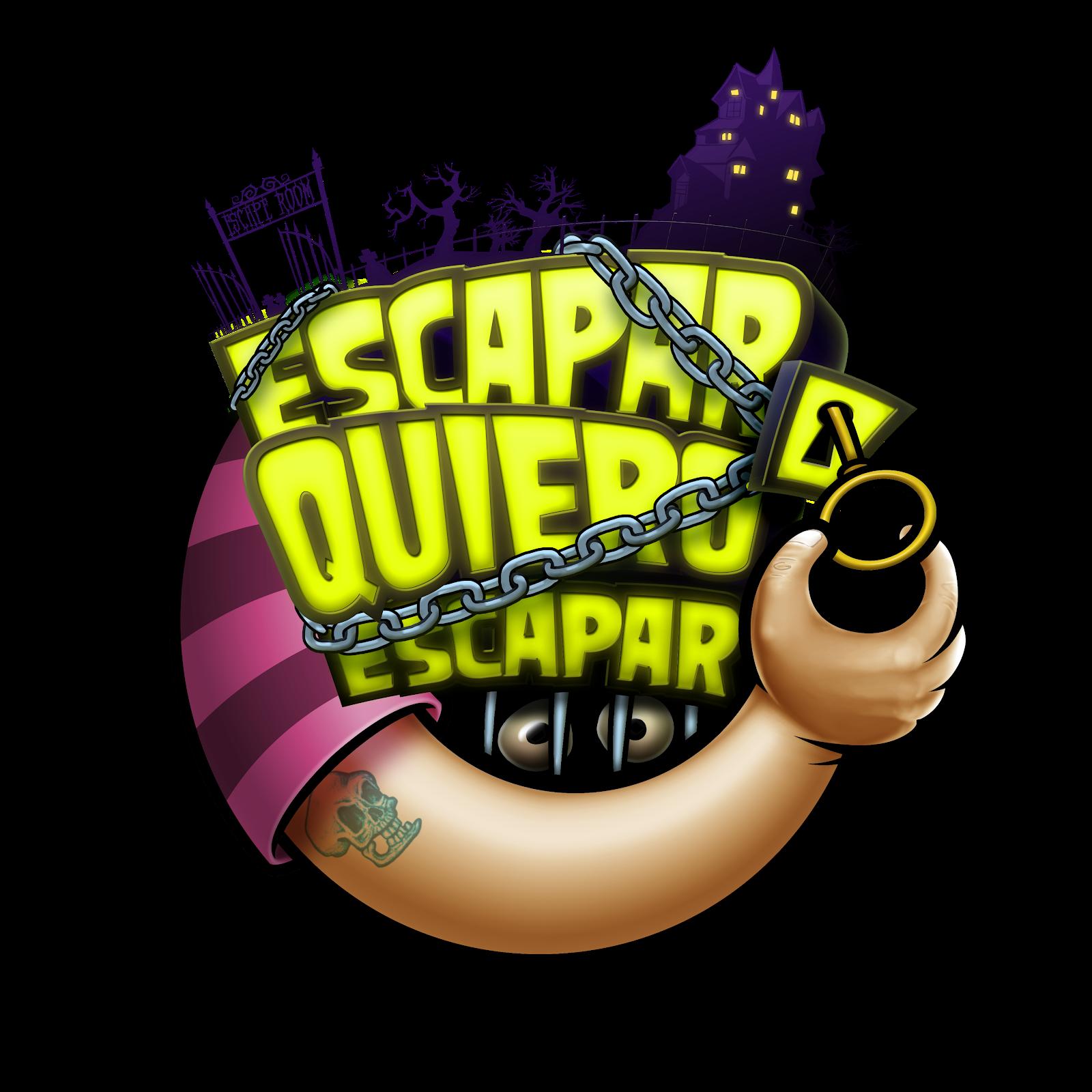 Escapar, quiero escapar