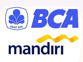 PEMBAYARAN BISA TRANSFER KE BANK