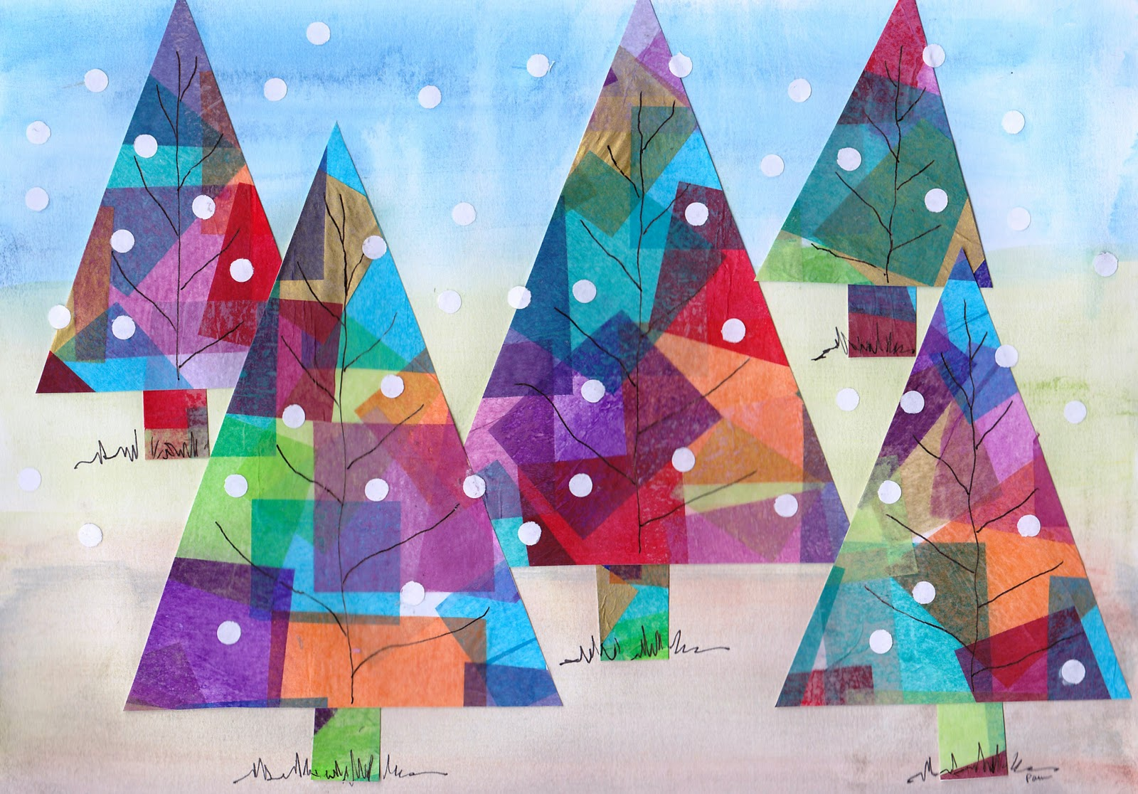 christmas art projects for 7th graders   worksheets for kids teachers
