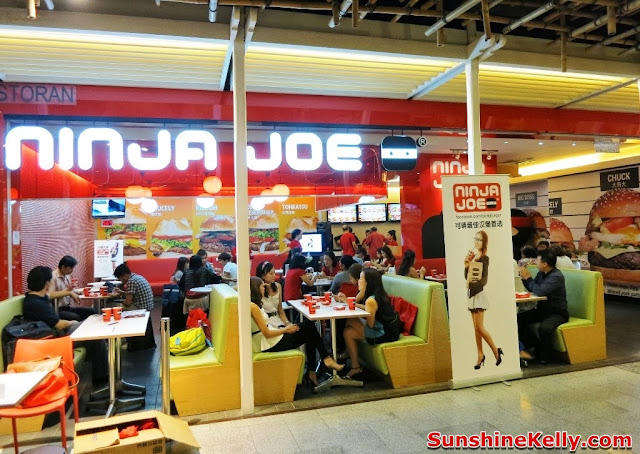 Ninja Joe New Burgers, Sizzling Ninja Cam Mobile App, Ninja Joe Outlet The Garden Mid Valley Megamall