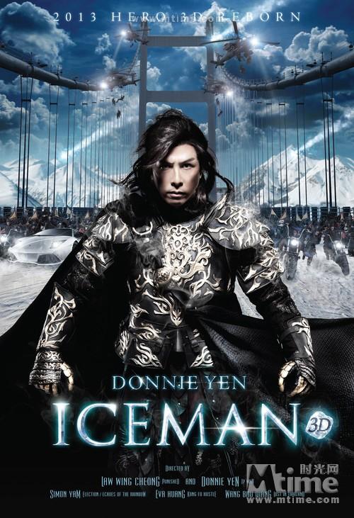 Xem phim Người Băng - Iceman