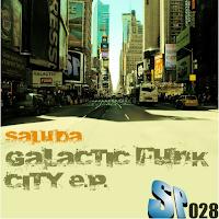 Saluda Galactic Funk City