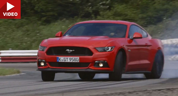 Has Ford Finally Made A Mustang Good Enough For Europe