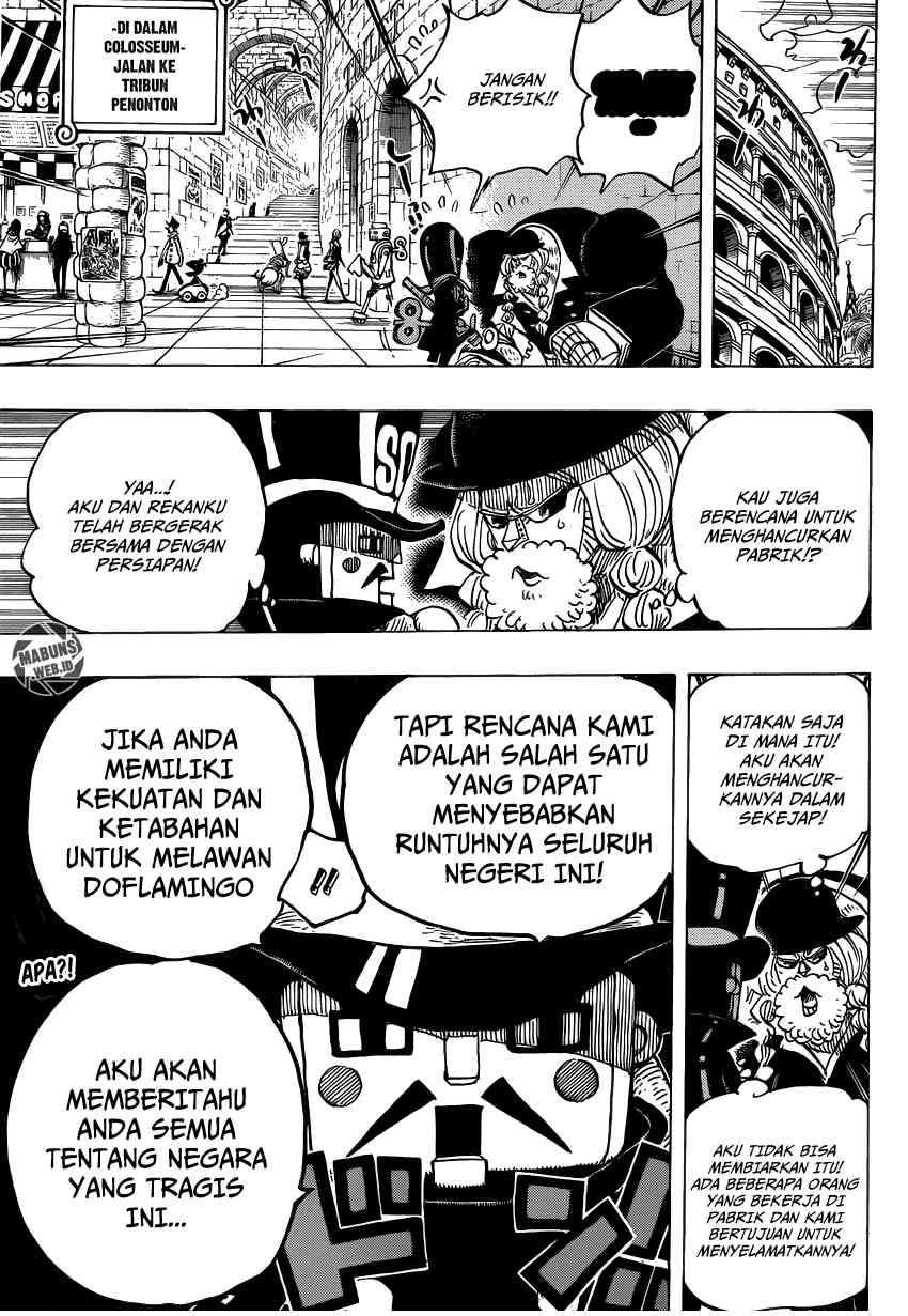 Dilarang COPAS - situs resmi www.mangacanblog.com - Komik one piece 709 - King Punch 710 Indonesia one piece 709 - King Punch Terbaru 19|Baca Manga Komik Indonesia|Mangacan