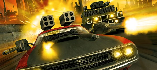 Apocalypse Motor Racers wallpaper carros