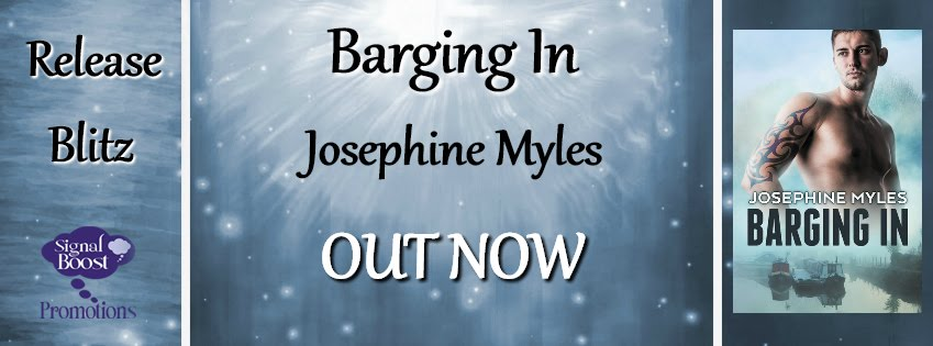 Barging In Release Blitz