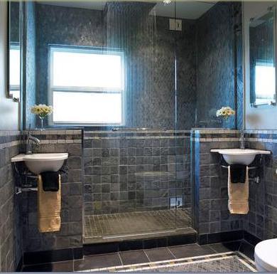 Baños Modernos: espejos baño