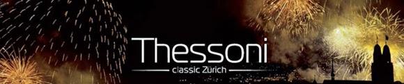 Silvester 2013 Zürich, Silvesterarrangements Zürich, City Partner Hotel Thessoni classic