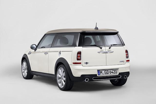 Unveils New Mini Clubman Special Bond Road Ahead Geneva Auto Show - newsautomagz.blogspot.com