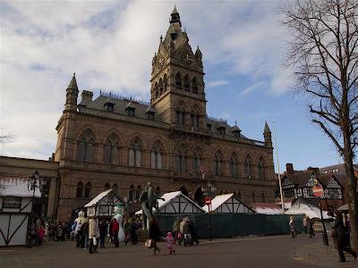 Ayuntamiento de Chester