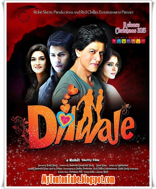 Filem Dilwale (2015) - Full Movie