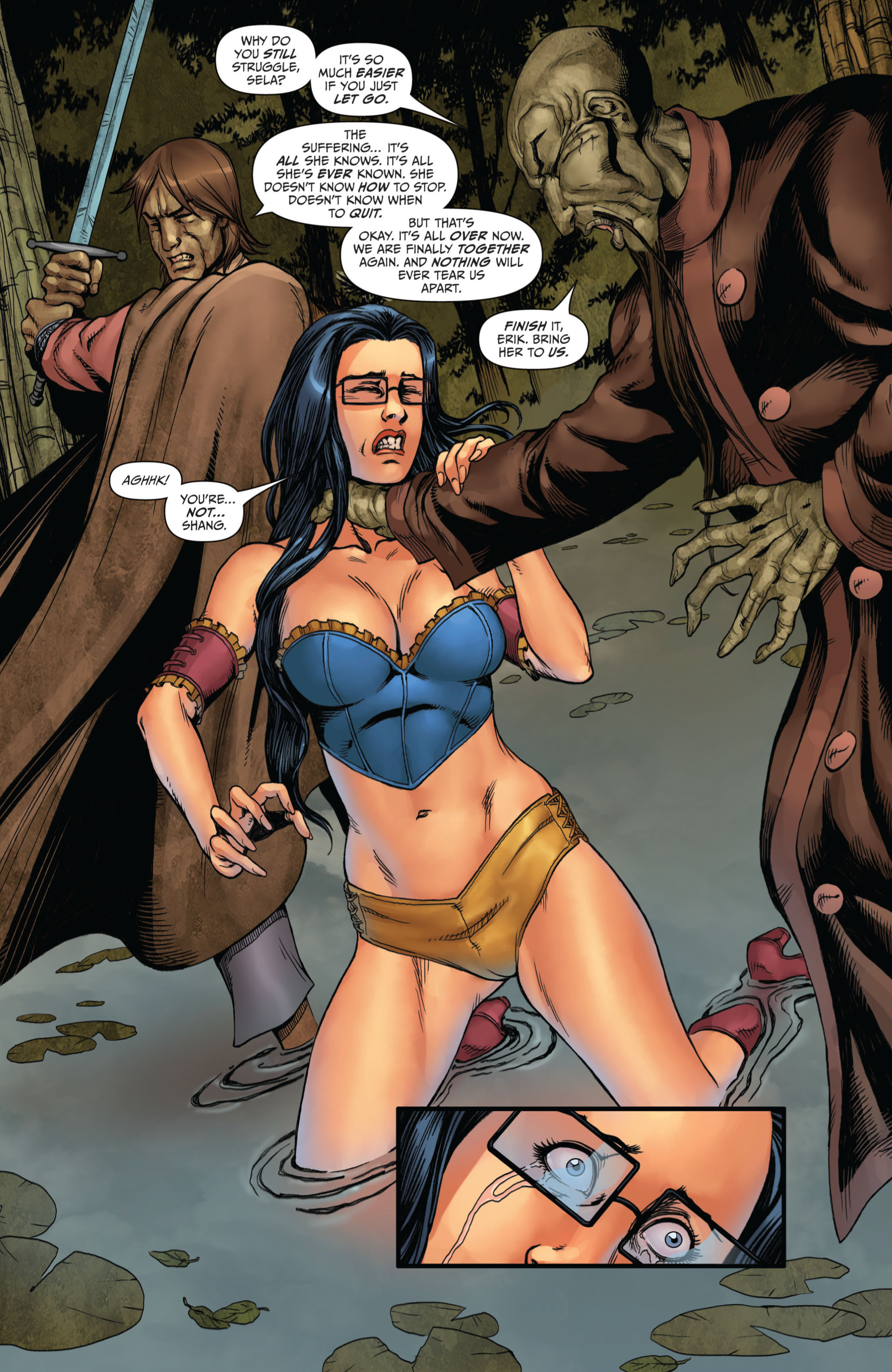 Grimm Fairy Tales (2005) Issue #73 #76 - English 19