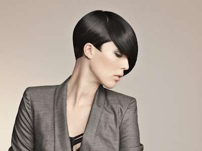 Short Bob Hair Style Trends for Fall-by Wella