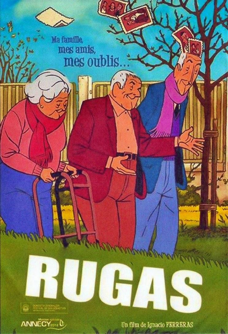 Rugas – Dublado (2011)