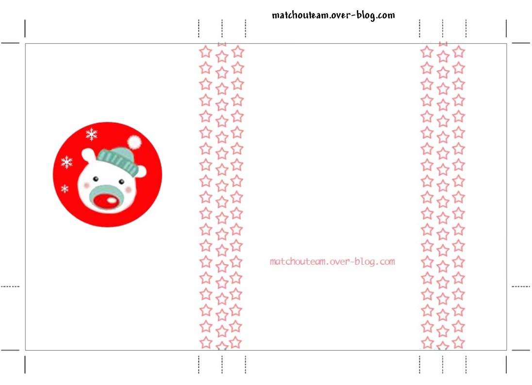 Extrem Ma Tchou team: Pochette cadeau à imprimer OJ89