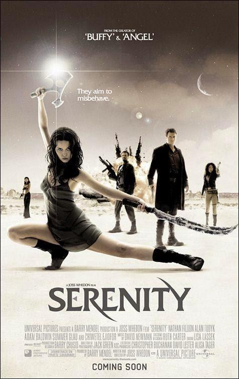 Serenity [2005] [DVDRip] [Latino]