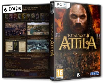 game pc murah total war attila