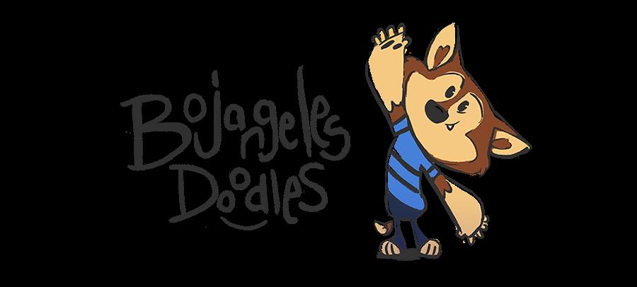 Bojangeles Doodles