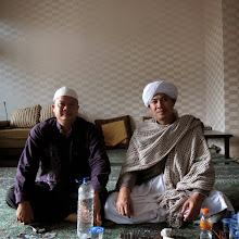 Bersama Kyai Muhyidin, Sumedang. 2012