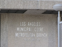 Municipal Court Metropolitan Branch Los Angeles