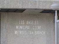 Municipal Court Metropolitan Branch Los Angeles