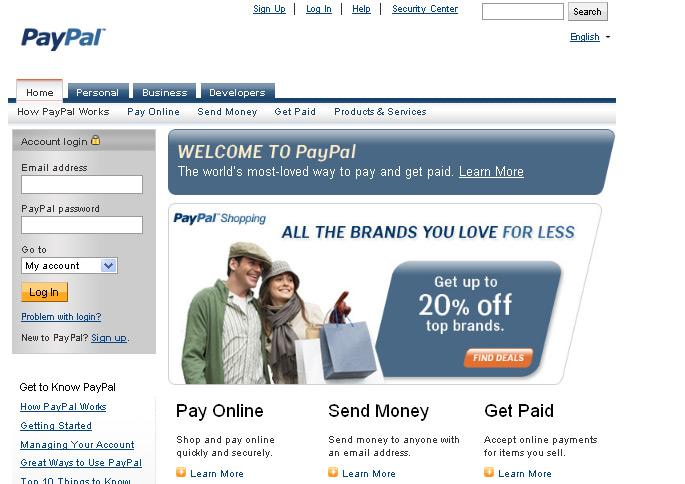 Как Зарегистрироваться На Paypal Пошаговая Инструкция - фото 4