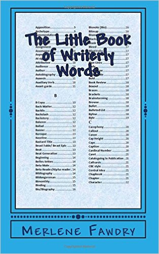 The Little Book of Writerly Words