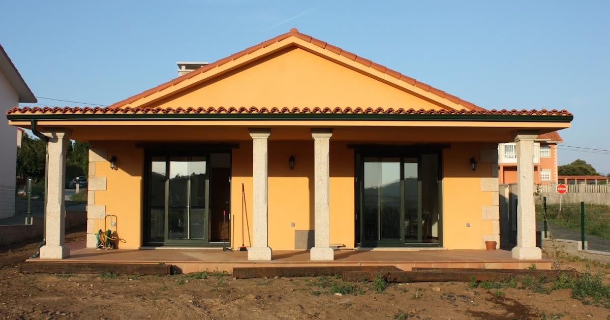 Grupo mera y mi casa tradicional y r stica obras en - Casas de madera en alcorcon ...