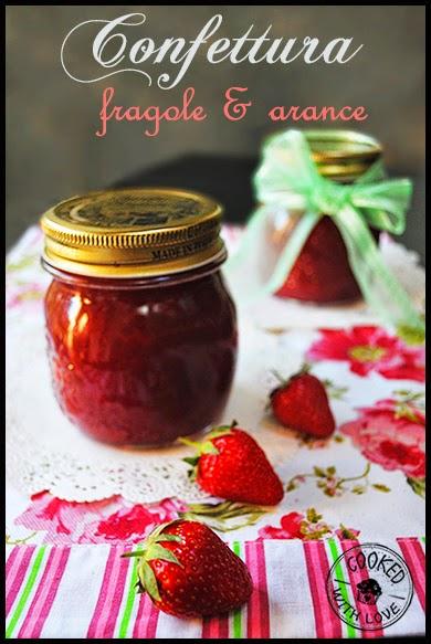 Ricetta Marmellata di Fragole e Arance Bimby